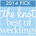 2014 Pick - The Knot Best of Weddings
